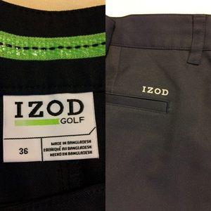 IZOD Golf Shorts Size 36 Men's New